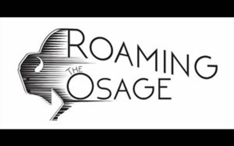 Roaming the osage logo