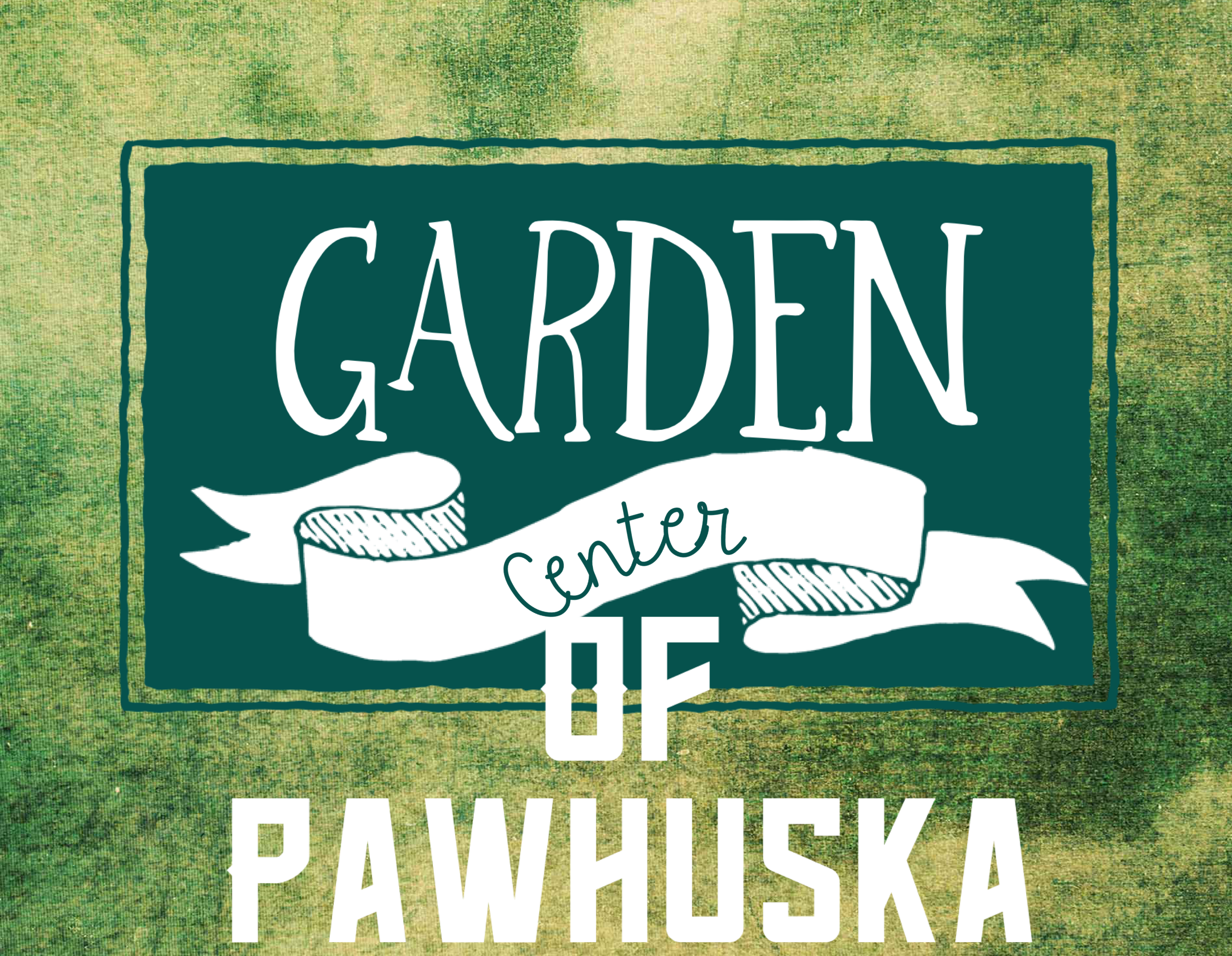 Garden Center of Pawhuska logo
