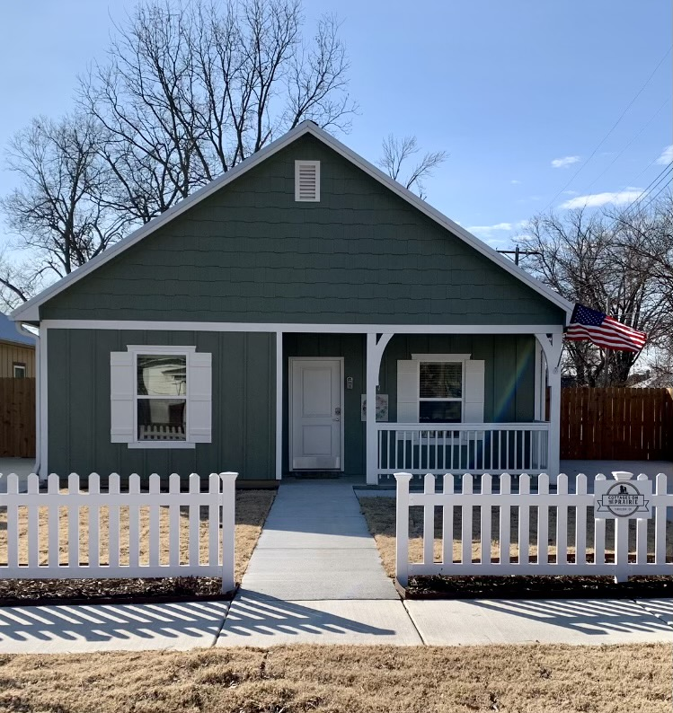 AirBNB cottage in Pawhuska